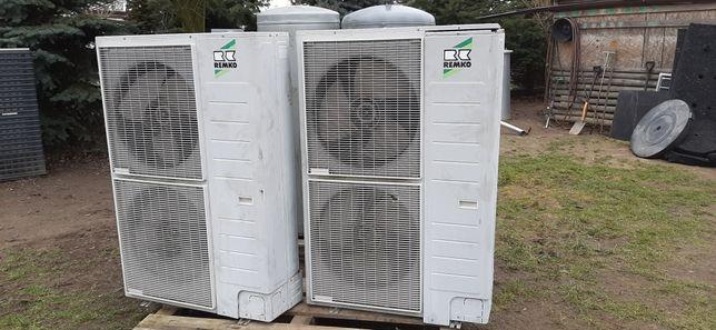 Pompa ciepła powietrze woda remko Samsung 36 kW