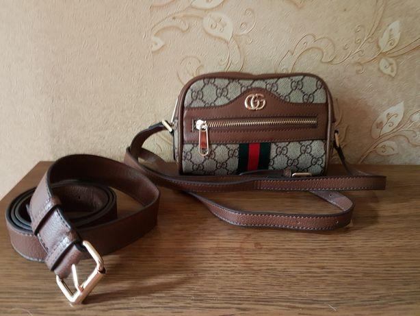 Сумка Gucci как Chanel