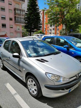 Peugeot 206 05 gasolina
