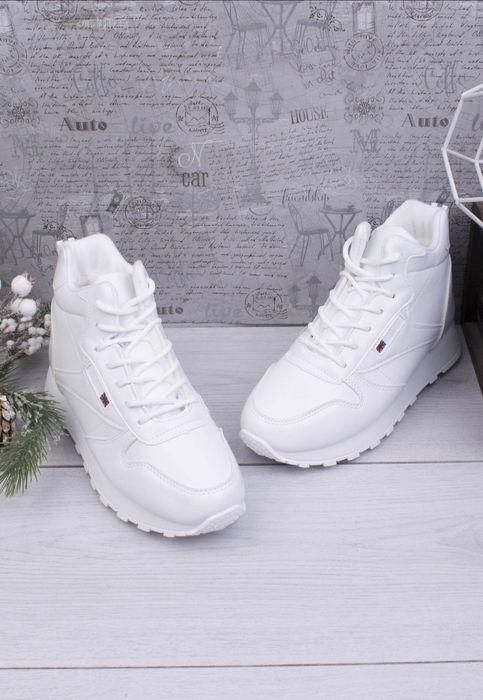 Кросівки зимові на миху 36-37-38. Тернополь - изображение 1