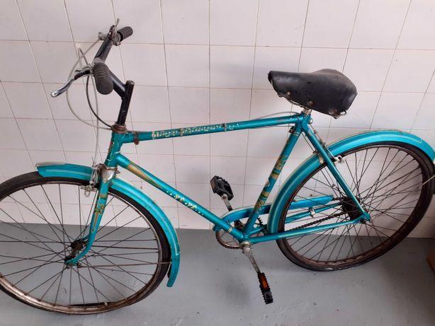 Bicicleta yeye com mudanças