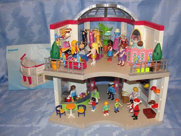 Playmobil Centrum Handlowe 5499 Dodatki