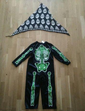 Продам костюм скелета смерті чорта черта пірата новорічний карнавальни