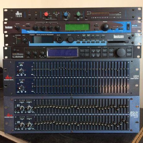 продам пульт MIDAS V-32, эффектпроцессоры и приборы динамической обраб