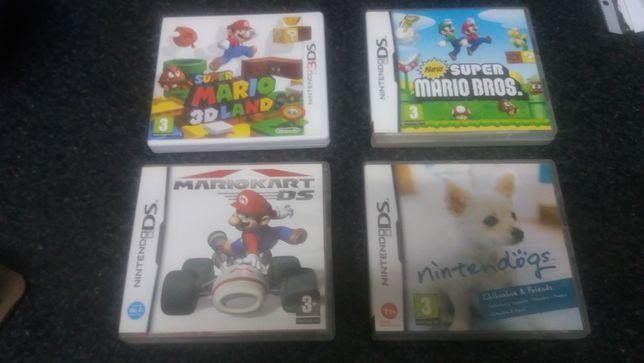 Jogo Mariokart DS