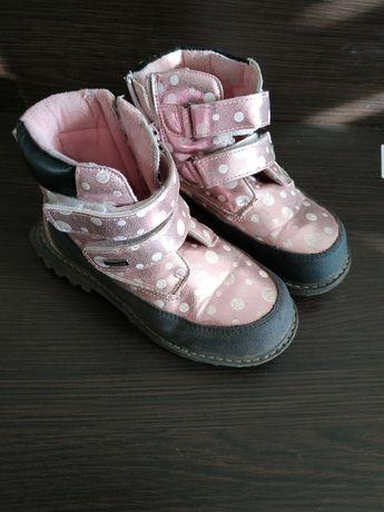 Продам демисезонные ботинки/полусапожки 30р.