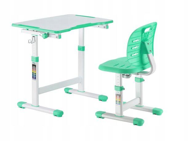 Biurko i krzesełko dziecięce OMINO GREEN
