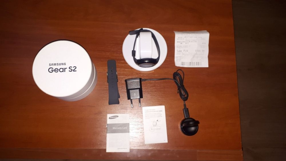 Smartwatch Samsung Gear s2 Cielimowo - image 1