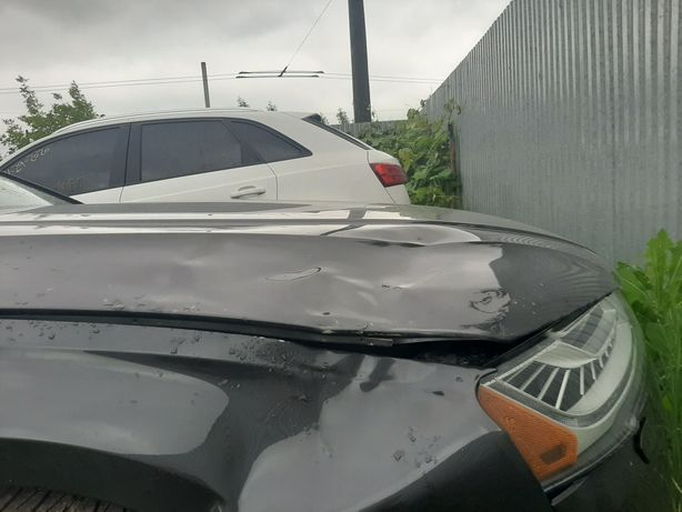 Капот Audi a8 d4 рестайл