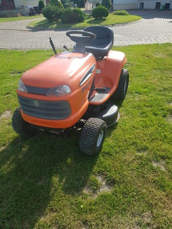 Traktorek kosiarka Husgvarna