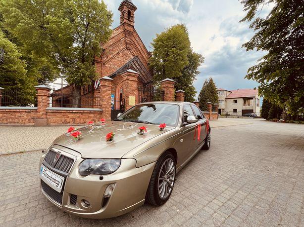 Roverem do ślubu / Auto do ślubu