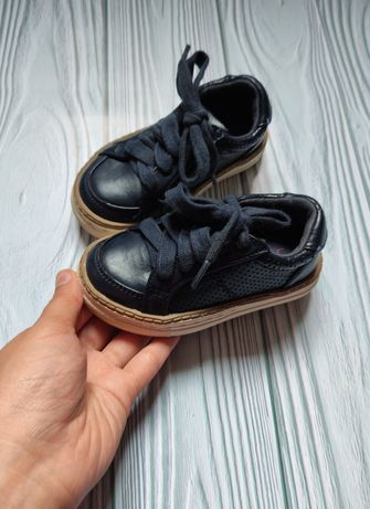 Туфельки M&S на шнурках ОРИГИНАЛЬНЫЕ