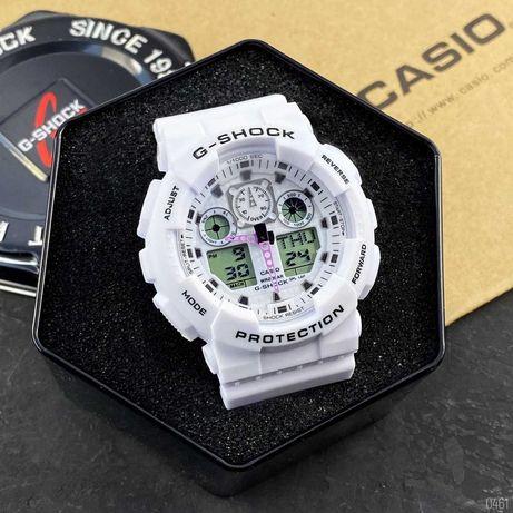 2 Расцветки!!! Наручные часы Casio G-Shock Белые