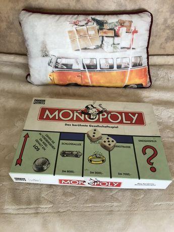 Kompletna gra monopoly monopol po niemiecku, auf deutsch