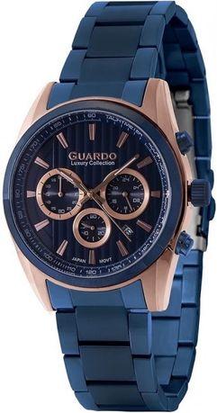 часы Guardo S01252(m) RgBlBl