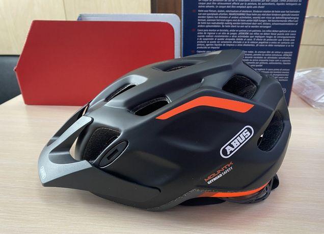 Шлем для велосипеда. ABUS MOUNTK 2.0. М Новый не подошел по размеру