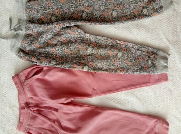 штаны с утеплителем Next 92 98-104 пижама 92-98
