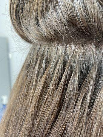 СРОЧНО Микрокапсульное наращивание волос Славянка