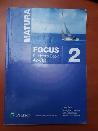 Matura Focus 2 A2+/B1