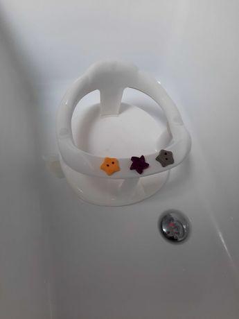 Siedzisko do kąpieli dla niemowlaka