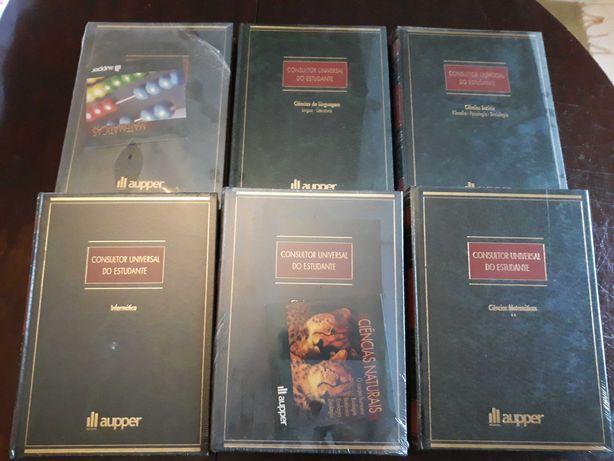 Consultor Universal do Estudante - 6 Livros