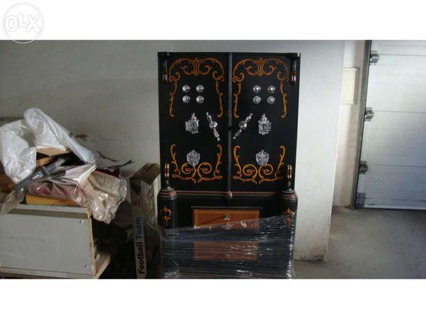 Cofre Antigo Restaurado
