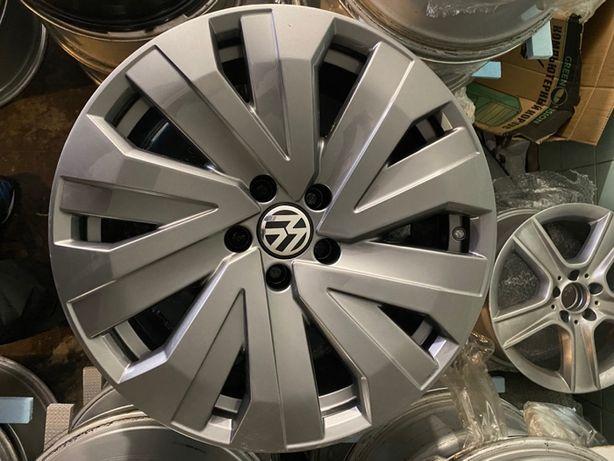 Оригинальные диски R18 VW Touareg III, ориг. номер 760 601 025 M