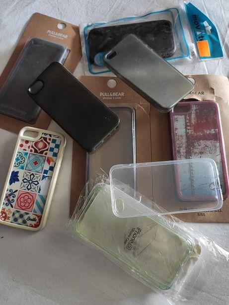 Capas iPhone SE 1ª Edição e 5S