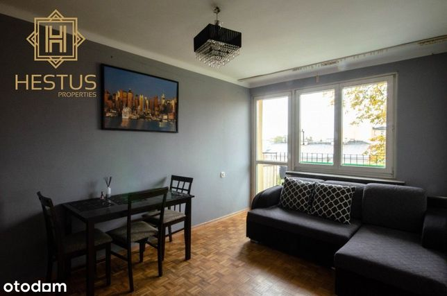 3 pokojowe mieszkanie z balkonem na II p.