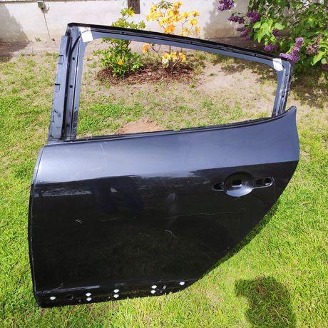 Drzwi Renault Megane III lewy tył