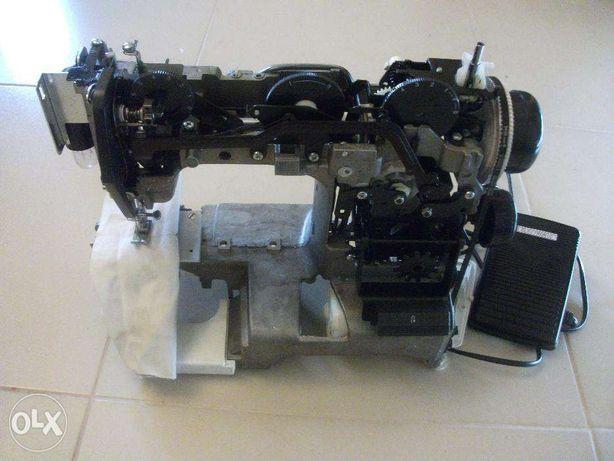 Reparação de máquinas de costura domesticas ou industriais