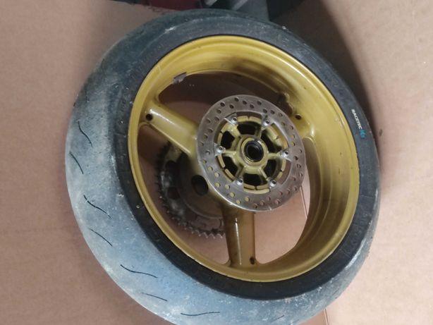 Yamaha R6  rok 98-02 Koło felga tarcza zabierak