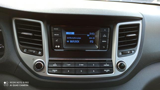 Radio Hyundai Tucson