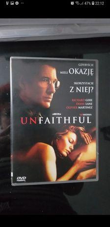 Niewierna DVD film rezerwacja