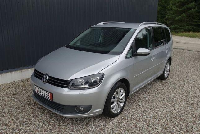 Volkswagen Touran 2011  2.0tdi