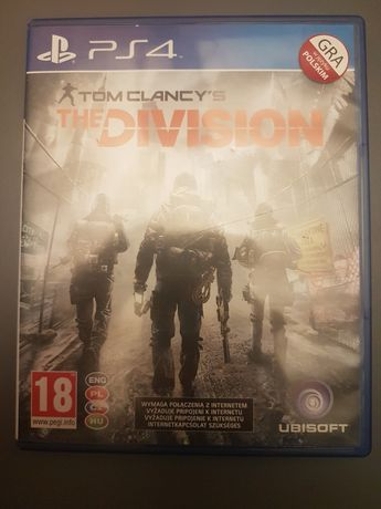 Tom Clancy's The Division PL PS4 playstation 4