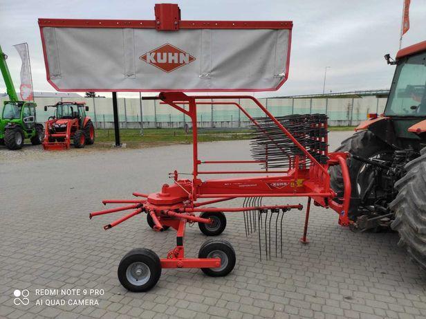 Zgrabiarka Kuhn GA4121GM 2011 rok Pottinger Krone
