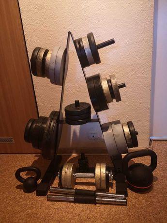 Ciężary siłownia obciążenie 4 zł