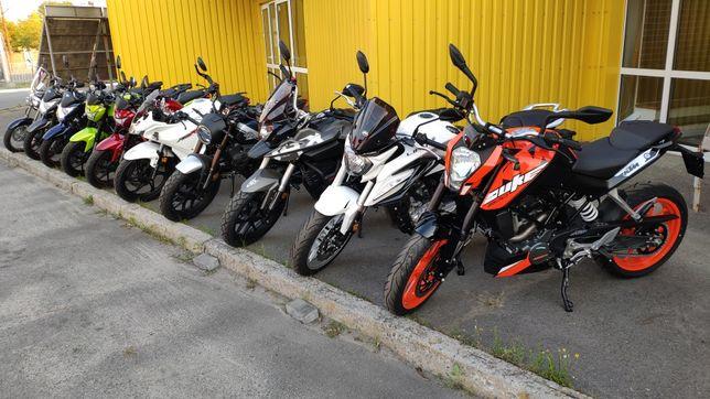 Lifan, KTM, Bajaj, Shineray, Musstang в мотосалоне MOTOPLUS