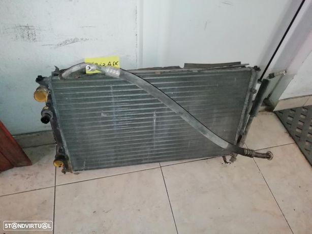 Radiador de água e ar condicionado Seat Ibiza Córdoba 6K