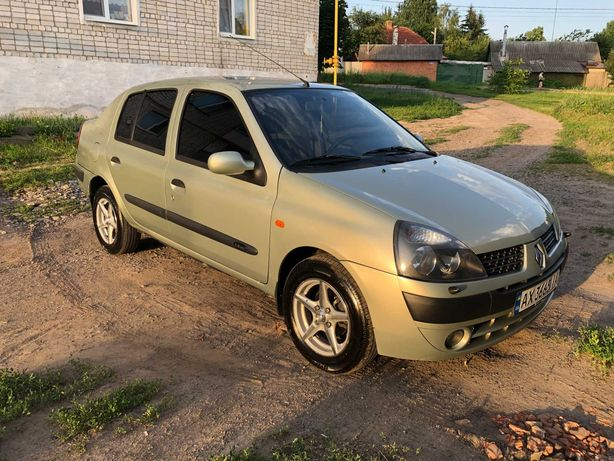Renault Simbol 1.4 16v