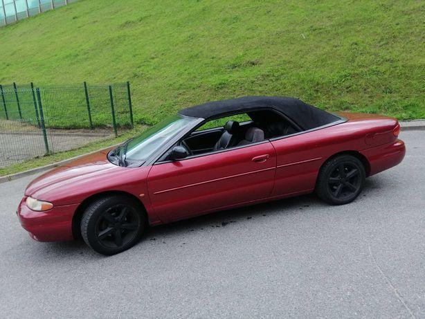 Chrysler Stratus Cabrio 2.0 Ben/Gaz