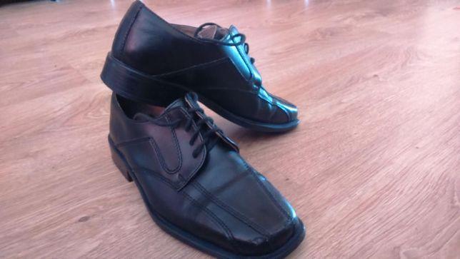Buty chłopięce 33