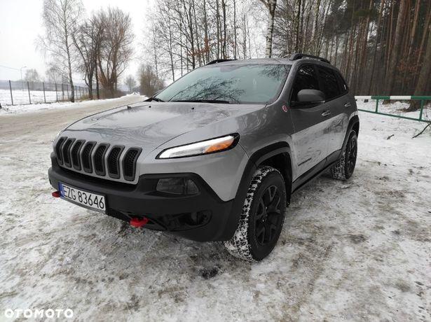Jeep Cherokee Jeep Cherokee*TRAILHAWK*3.2+GAZ*4x4