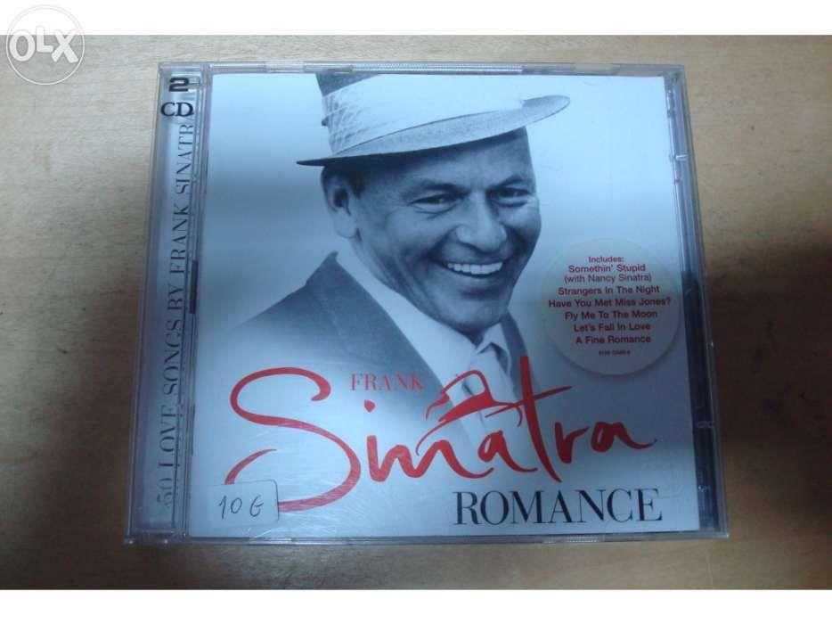 Frank sinatra romance cd duplo Bougado (São Martinho E Santiago) - imagem 1