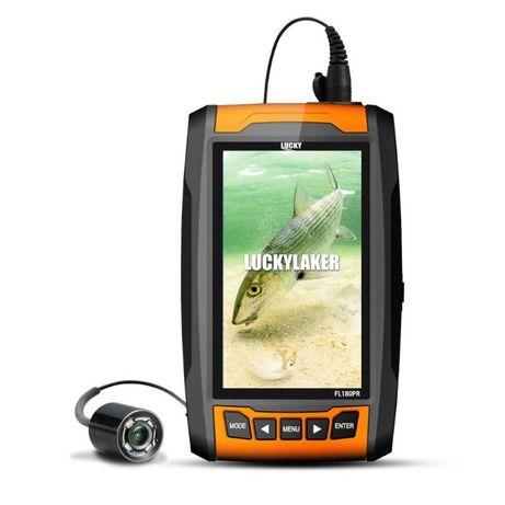 Подводная видеокамера Lucky FL180PR, запись видео, Бесплатная Доставка
