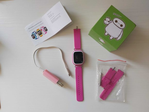 Q90(100) умные детские часы smart baby watch GPS WiFi +подарки фитнес