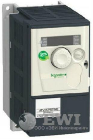 Привод с регулируемой частотой вращения 0.75 кВт