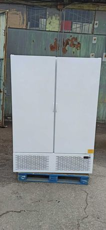 Холодильный шкаф глухой б/у., Двухдверный холодильный шкаф бу