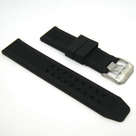 Pasek gumowy,silikonowy 23 mm do zegarka Luminox,Citizen,Orient